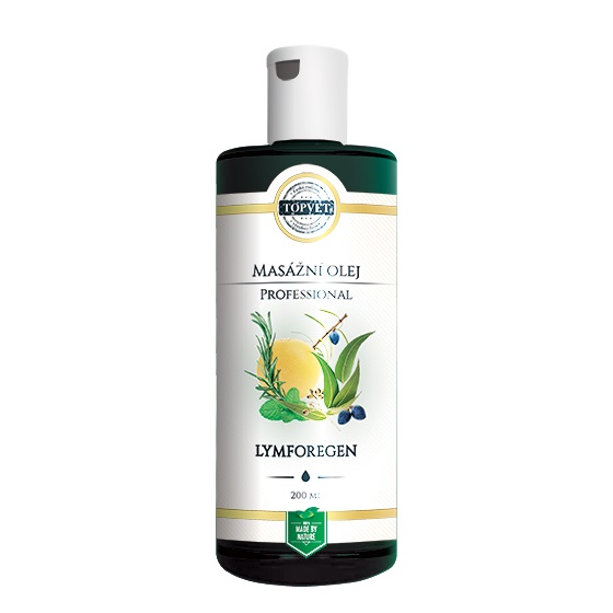 Lymforegen - olejek do masażu –  200 ml